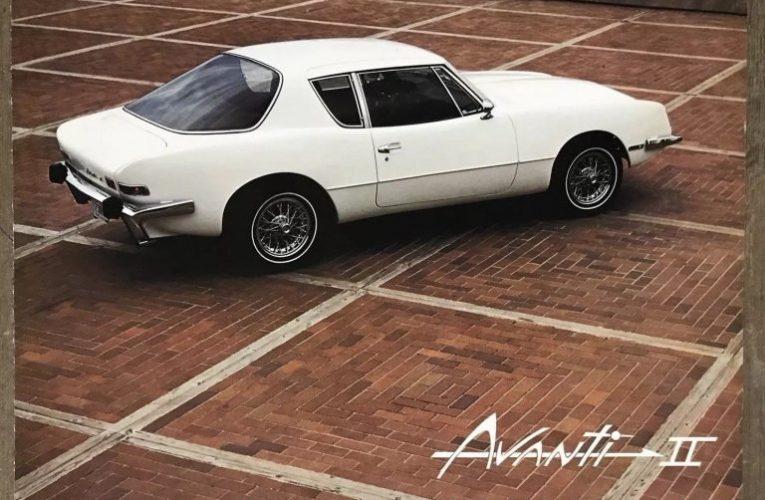 เรื่องราวของ Studebaker Avanti ตอนที่ 2
