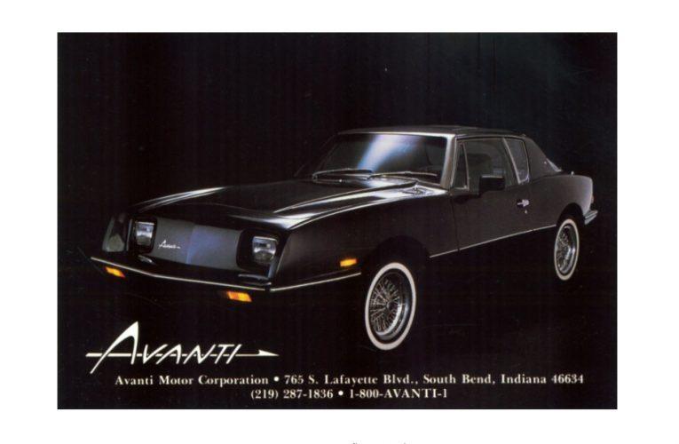 The Studebaker Avanti Story ตอนที่ III